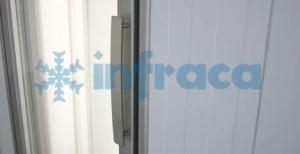 ручка стеклянной холодильной двери