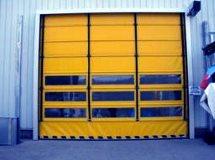 Скоростные складывающиеся ворота Infraca