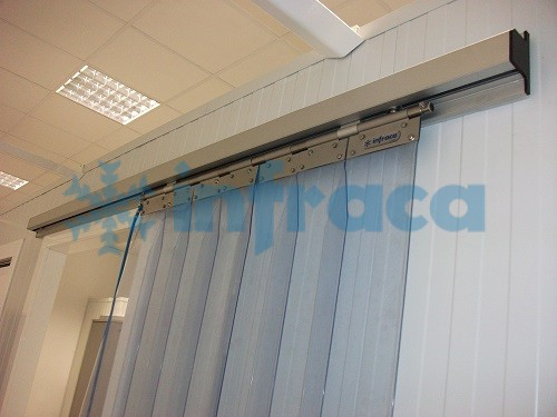 Сдвижные полосовые шторы