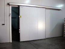 Промышленные холодильные двери Infraca, серия IF