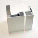 Алюминиевая рама для монтажа на сэндвич-панель