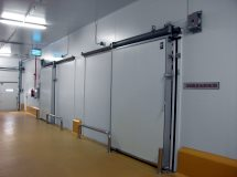 Холодильные двери противопожарные Infraca