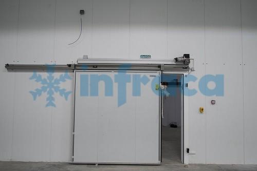 Холодильные двери автоматические