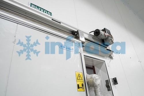 Электропривод холодильной двери