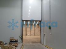 подъемные холодильные двери