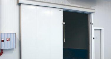 Новое поколение откатных холодильных дверей Infraca
